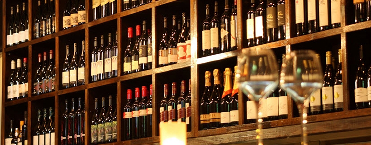 The Wine Curator - search of Wine Bar